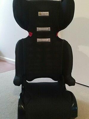 Infa-secure car Booster Seat. Suits 4-8 years old. CS6010W Traveller