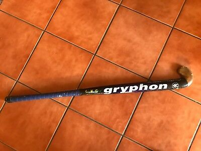 Gryphon Hockey Stick - Made with Kevlar Composite Glass Fibre. Used