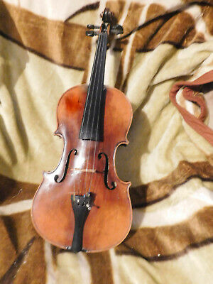 Old French Violin , 4/4 ,