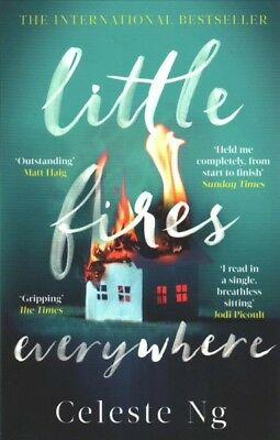 Little Fires Everywhere, Paperback by Ng, Celeste, ISBN 0349142920, ISBN-13 9...