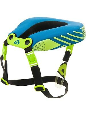 Acerbis Yellow-Blue 2018 Stabilising Collar 2.0 Kids MX Neck Protector