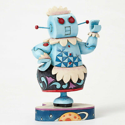 NEW! Jim Shore The Jetsons Rosie The Robot Maid Figurine 4051590 Hanna Barbera
