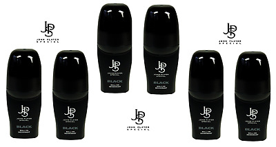 John Player Special Black Roll On Deodorant 6 x 50ml