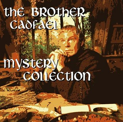 The Complete Cadfael Mystery Collection 21 Stories - on MP3 DVD Brother Cadfael