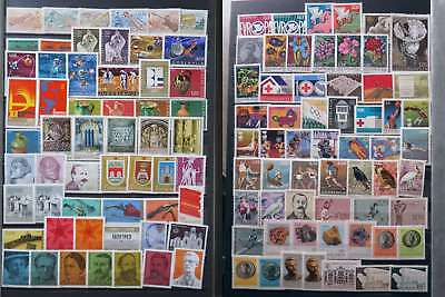 YUGOSLAVIA NICE COLLECTION MODERN MNH** all different °4/ca421