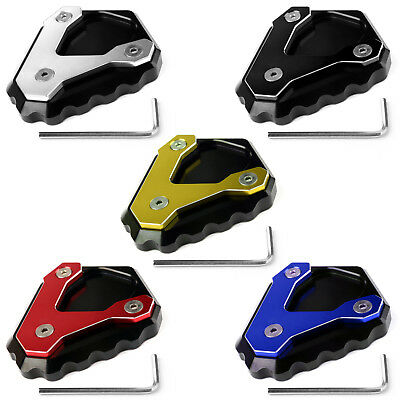 Kickstand Side Stand Enlarge Extension Plate For BMW G310 G 310 GS 2018 B1