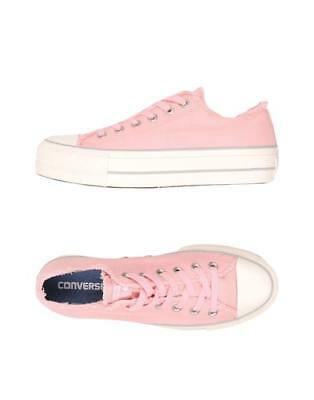 f9b70848d3f3 NEW CONVERSE ALL Star Womens Ctas Ox Lift Clean Core Canvas Sneakers ...