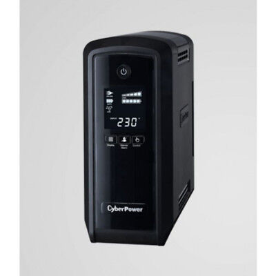 CyberPower PFC Sinewave Series 900VA/540W (10A) Tower UPS with LCD and 6 x AU ou