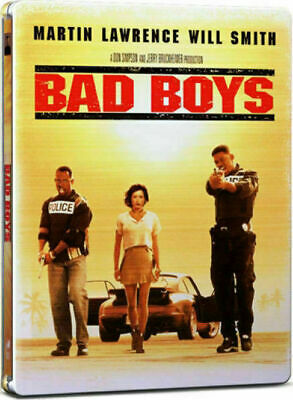 Bad Boys - Limited Edition Steelbook [Blu-ray] New & Sealed!