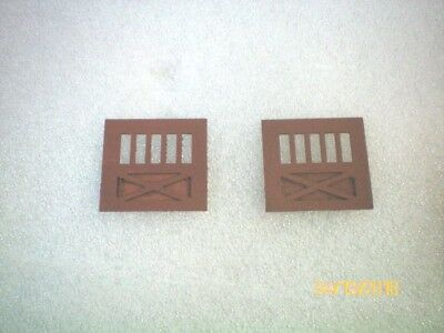 Custom side doors for 930 /630/ 638- etc. for American Flyer caboose
