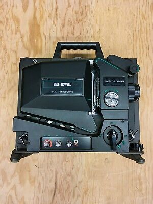 Bell and Howell 3580 Filmosound 16mm Film Projector - Great Condition!