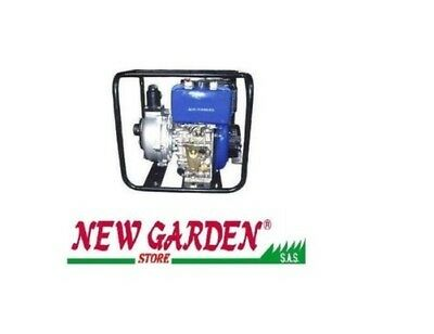 POWER PUMP CM DIESEL - pouring water - HIGH PREVALENCE - MOD. LDF40C