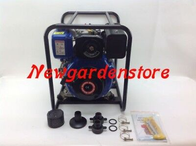 POWER PUMP CM DIESEL - pouring water - HIGH PREVALENCE - MOD. LDF40C-2