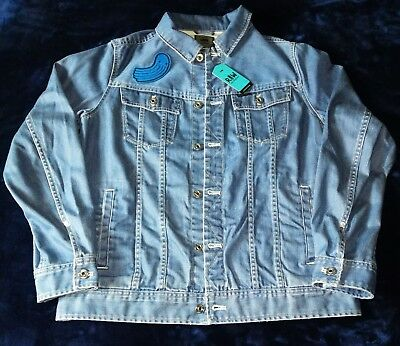 G-STAR x PHARRELL RAW FOR THE OCEAN DROP 1 SLIM TAILOR 3D JACKET SIZE XL