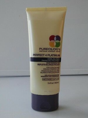 Pureology Perfect 4 Platinum Cool Blonde Enhancing Treatment 3.4oz/100ml