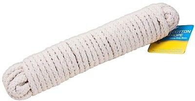 24 x Heavy Duty Cotton Rope 15m x 7mm - Wholesale Bulk Lot Deals