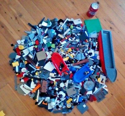 Bulk Pile Of Lego Minifigures Starwars And More