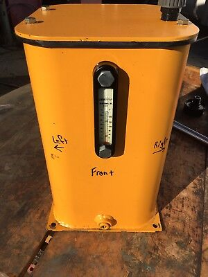HYDRAULIC OIL RESERVOIR-5 Gallon Tank with Breather