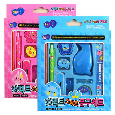 Perfect Pencil SET, Kids school supplies, Include Cute characters Mechanical