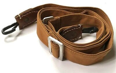 Wwi German M1893 Bread Bag Carry Strap-Ocre
