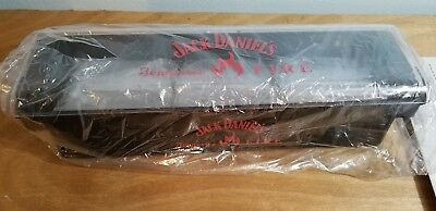 Jack Daniels Tennessee Fire Bar Fruit 6 Tray Holder Condiment Container, Parties