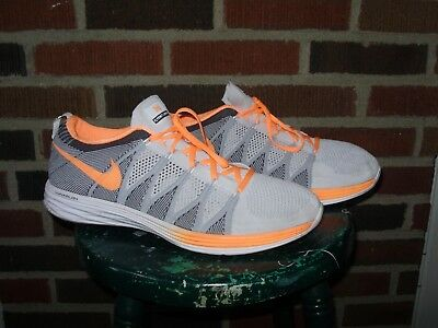 best loved dc527 092e6 NIKE ID FLYKNIT LUNAR 2 RUNNING SHOES TRAINERS owned by BRIAN HOYER mens 13