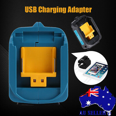 Quick Charge USB 2.5A Mobile Phone Home Travel Fast Charger Adapter for Makita
