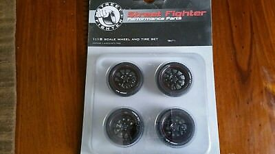 1/18 Gmp Street Fighter Mag Wheels .
