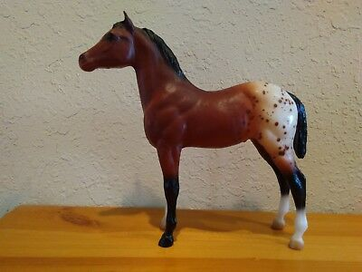 breyer Appaloosa stock horse foal
