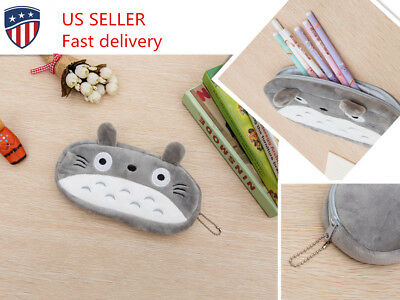 US synthetic pen bag pencil My Neighbor Totoro style Mobile phone package