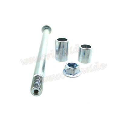 15mm Drilled Rear Wheel Axle For Chinese Pit Dirt Bike Motard Motocross