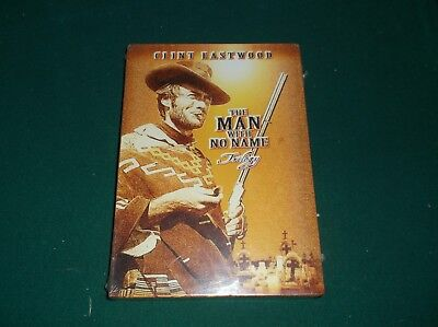 The Man With No Name Trilogy Sealed 3 Disc Set Clint Eastwood