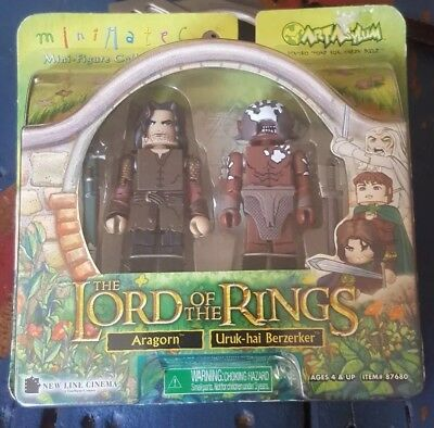 The Lord of the Rings minimates