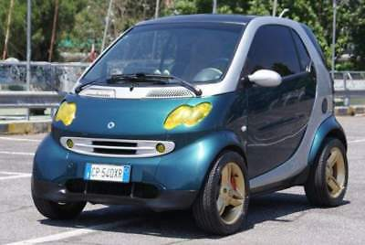 SMART ForTwo 700 coupé passion Giu. 2OO4 Full optional