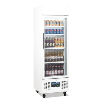 Polar Commercial Display Chiller Drink Fridge 218Lt Dm075-A 530Mm Wide 1 Door