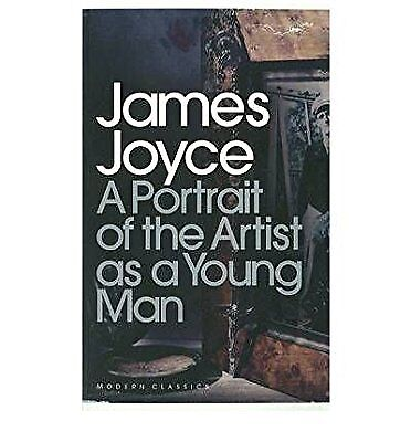 APortrait of the Artist as a Young Man by Joyce, James ( Author ) ON Feb-24-2000