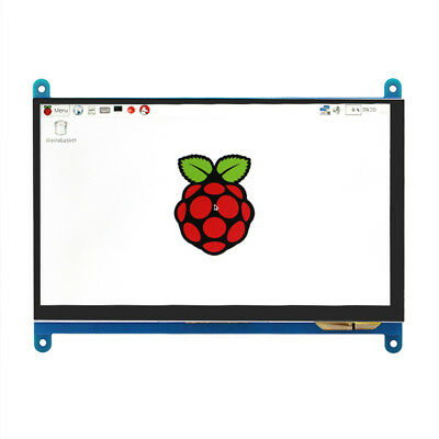 7 inch 800x480 Capacitive Touch Screen LCD Display HDMI for Raspberry 2 3 Pi/BB
