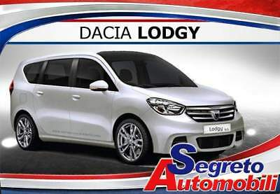 Dacia Lodgy 1600 7posti 100 Cv - Essential
