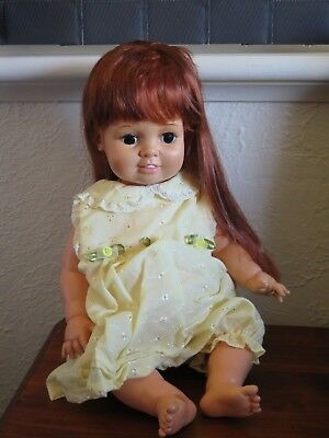 Ideal Baby Chrissy doll