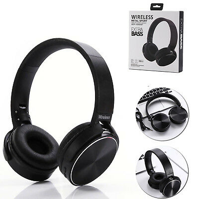 Wireless Bluetooth Headphone Heavy Bass Stereo Headset for Sony MDR-XB950BT