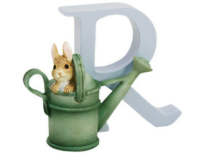 NEW Beatrix Potter Alphabet Initial R Peter Rabbit