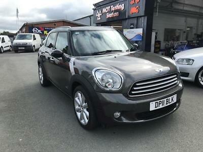 Mini Mini Countryman Cooper D All4 Hatchback 2.0 Automatic Diesel