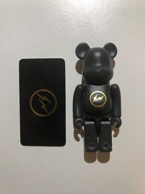 Fragment Design Bearbrick 100% Medicom Toy