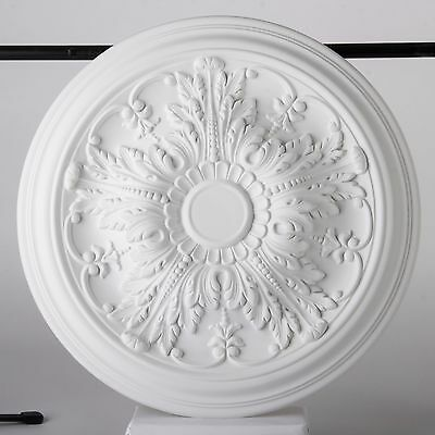Valencia ceiling rose lightweight resin 51cm