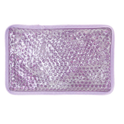 Aroma Home Therapeutic Hot Or Cold Flexible Gel Beads Lilac All Purpose Pack