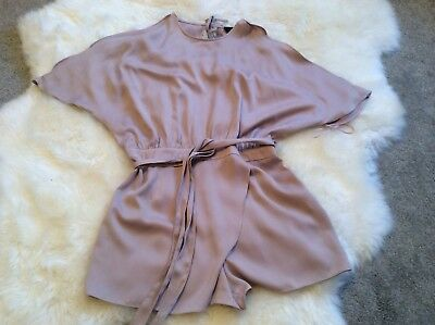 Ladies river island jumpsuit size 16 in very good condition