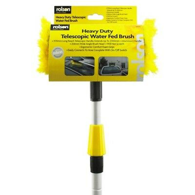 Rolson 2m Water Fed Wash Brush 100