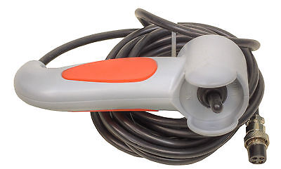 New Runva Hand Held Winch Wired Remote Air Socket Grey and Orange HRO003-CAD