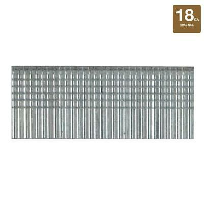 "18 Gauge 7/8"" Inch Brads Galvanized Brad Nails BeA SK322NK (50,000) 10 Boxes"
