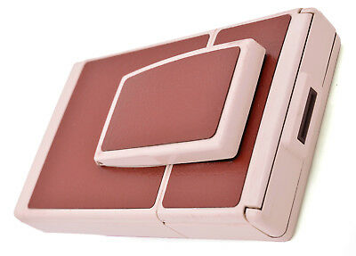Polaroid SX-70 Replacement Skin Cover - Laser Cut Genuine Leather – Brown